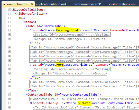 adding a button to a crm 2011 form ribbon gt crm