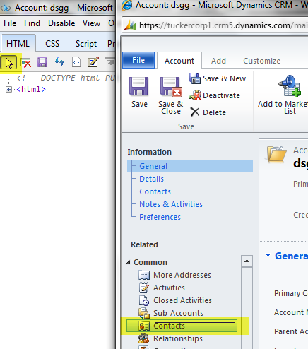 JavaScript Reference for Microsoft Dynamics CRM 2011 / 2013 | GT // CRM
